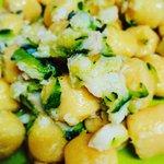 Gnocchi Baccalà e Zucchine