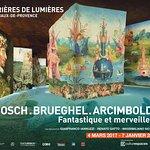 "Exposition immersive ""Bosch, Brueghel, Arcimboldo - Fantastique et merveilleux"""