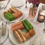 Afternoon tea (Saturday 11th March)