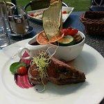 Tasteful steak