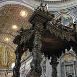 Photo de Baldacchino di San Pietro, di Bernini