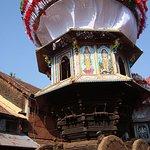 Chariot at Gokarna