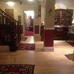 Entrance ground floor reception area Gleann Fia Ctry Hse Ireland