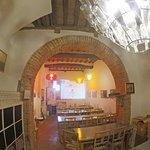 Back of Wine School in Siena