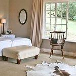 White Mischief Room at Lastingham