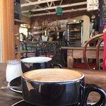 Truth Coffee & Café Trobb interior