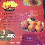 Corto - menu 2