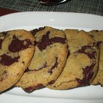 BEST CHOCOLATE CHIP COOKIES SERVED WARM...YUM