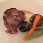 filet Mignon with guanciale