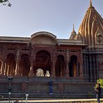 Monument No 2 of walking tour - A Temple