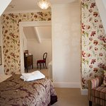 carlton suite with sea views