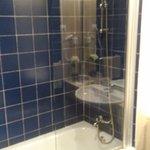 salle de bains propre