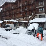 Photo de Langley Hotel La Forêt