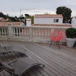 chambre 8 avec terrasse