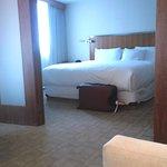 My bedroom in Room 709 (Suite)