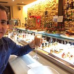 Cava and pintxos in Rosal 34