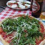 A very fine pizza