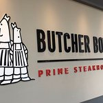 The new Butcher Boys Umhlanga sign