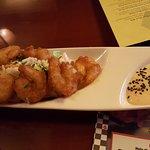 Crispy Shrimp appetizer