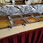 Delish buffet, plenty to choose!