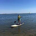 Cobourg Beach Image