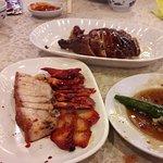 Roast Duck, Roast Pork