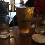 You had me at Bento box and a pitcher of Sapporo.  Delicious and affordable food here.  I'm goin