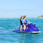Blue Rush Watersports BVI - Jetski