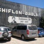 Chiflon del Diablo Mine Foto