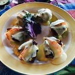 Stuffed Shrimp Dinner