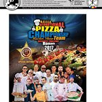 Gold Mendel winner at International Pizza Championship held in Bucharest Romania!