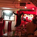 Great restaurant experience and flamenco show!
