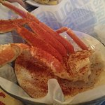Side of snow crab legs - not very big