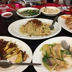 Good place, good foods. Really enjoy various dishes there, very specials. Taste differently than
