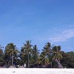 J'ai pris cette photo de la plage qui se situe à l'hôtel