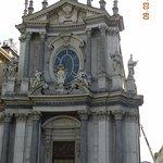 La chiesa di Santa Cristina