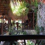 Los Aluxes Bacalar Hotel Aufnahme