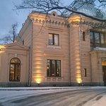 Finlaysonin Palatsi operates in a beautiful old building.