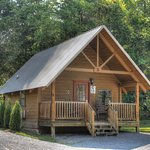 Large Camping Cabin