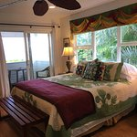 Palm Room with private ocean front lanai and private full bath