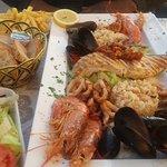 Beautiful Sea Food Platter!!