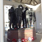 Photo of Bomber Command Memorial