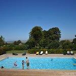 piscine extérieure de mi-juin à mi-septembre