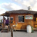 Grapetree Cafe at diner