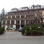 Villa Blu hotel.