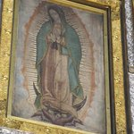 Juan Diego 500+ year old tilma of the Blessed Mother