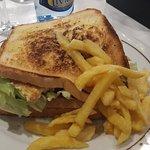 Sandwich de la Casa