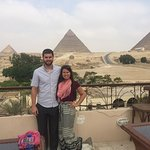 An amazing time at Pyramids View Inn at Cairo!