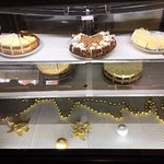 Hicks & McCarthy - cake display