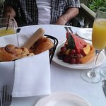 Sunday Brunch At The Buttery Is Incredibly Romantic And Exceptionally Done!